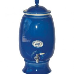 """Water Purifier Cobalt Blue"""
