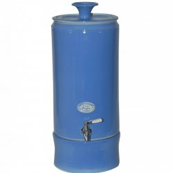 """Blue Ceramic Water Purifier """