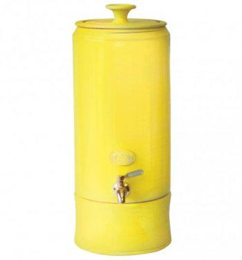 """""""Yellow Ceramic Water Purifier"""""""