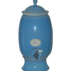"""Ceramic Water Purifier Starry Blue"""