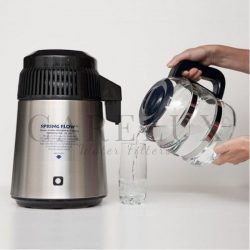 Spring Flow Water Distiller by Megahome
