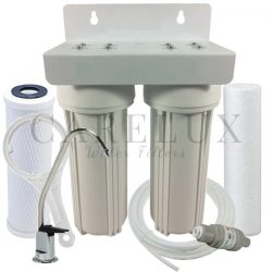 Undersink Twin Water Filter System
