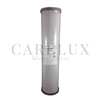 Silver Carbon Whole House Water Filter
