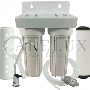 Undersink PREMIUM Twin Water Filter System
