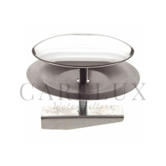 Stainless Steel Sink Hole Cover Carelux