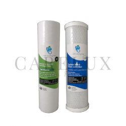 """Carbon Block & Sediment Filter 