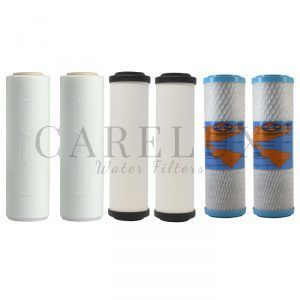"3-Stage 9"" Water Filter"
