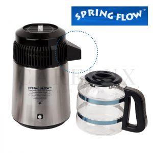 Spring Flow Nozzle